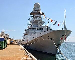 FREMM multipurpose frigate - Italian ASW FREMM Carabiniere