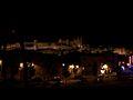 Carcassonne, les remparts illuminés dans la nuit.jpg