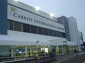 Image illustrative de l'article Aéroport international de Cardiff