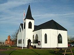 Cardiff Bay Norwegian Church 02.jpg