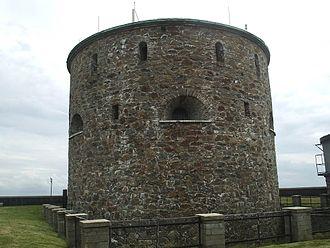 Carlsten - Image: Carlstens fästning, den 8 juli 2006, bild 8