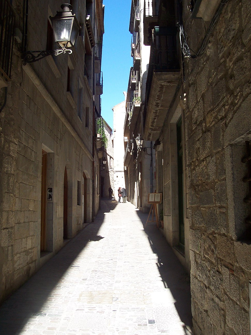 Carrer de la Força Girona