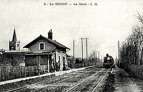 Image illustrative de l'article Gare de La Boisse