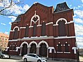 Carter Memorial Church of God in Christ (Former Building), 745 W. Fayette Street, Baltimore, MD 21201 (33747341682).jpg