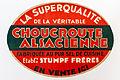 Carton publicitaire choucroute alsacienne Stumpf Frères.jpg