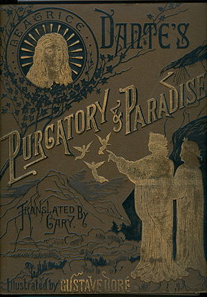 Henry Francis Cary - The Dante translation with Gustave Doré illustrations