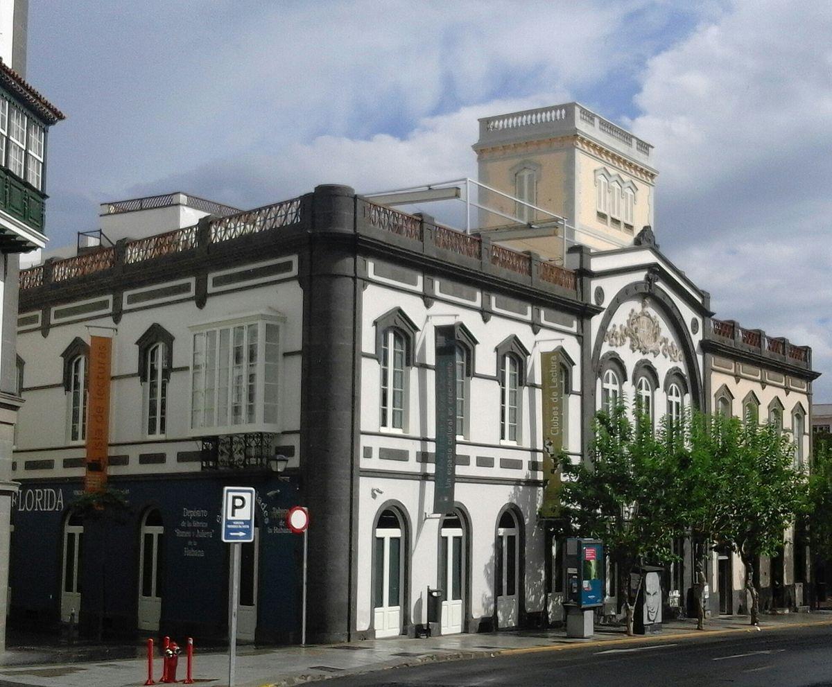 Casa falc n y quintana wikipedia la enciclopedia libre for Arquitectura las palmas