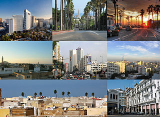 Casablanca City / State in Casablanca-Settat, Morocco