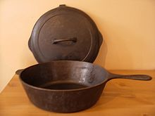 Cast Iron Cookware Wikipedia