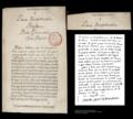 Castel de Saint-Pierre, Projet paix perpétuelle (1713), Extrait préface & Dédicace.png