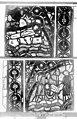 Cathédrale - Vitrail, Chapelle Jeanne d'Arc, la Vierge et l'Enfant, saint jean, baie 36, troisième panneau, en haut - Rouen - Médiathèque de l'architecture et du patrimoine - APMH00031335.jpg