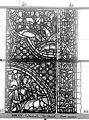 Cathédrale - Vitrail, baie 59, Vie de Joseph, quatrième panneau, en haut - Rouen - Médiathèque de l'architecture et du patrimoine - APMH00031364.jpg