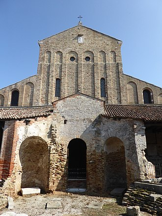 Torcello Cathedral - Image: Cathedral of Santa Maria Assunta