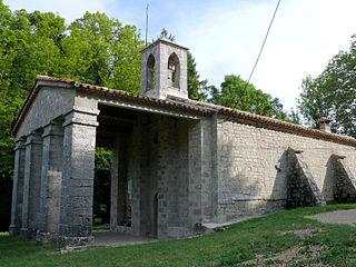 Caussols Commune in Provence-Alpes-Côte dAzur, France