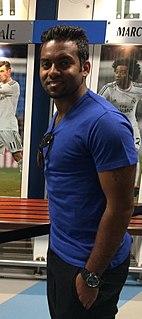Cavin Lobo Indian footballer