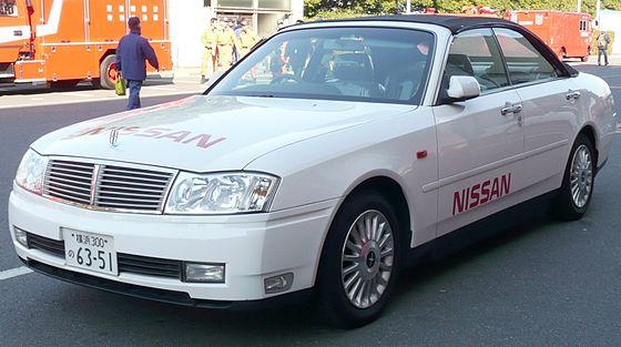 Nissan Cedric - Wikiwand