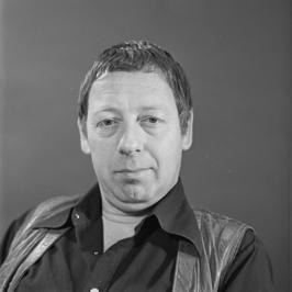 Cees van Oyen in 1977