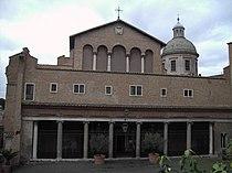 Celio - santi Giovanni e Paolo 1782.JPG