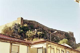 Celorico da Beira Municipality in Centro, Portugal