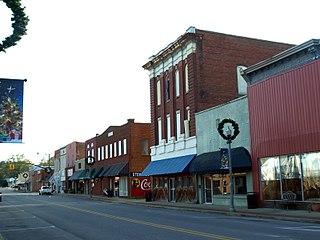 Piedmont, Alabama City in Alabama, United States