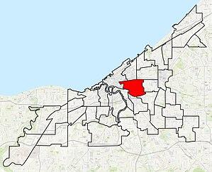 Central, Cleveland - Image: Central Cleveland