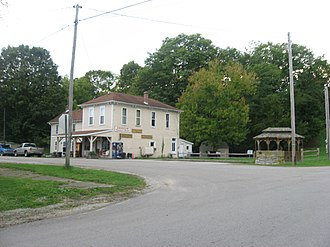 Abington, Indiana - Central Abington