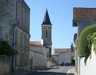Étaules, Charente-Maritime Commune in Nouvelle-Aquitaine, France