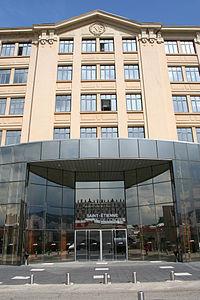 Centre des congrès de Saint-Étienne