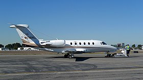Cessna Citation III photo D Ramey Logan.jpg