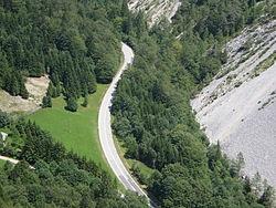 Cesta na Ljubelj.JPG