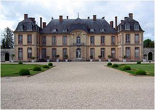 La Motte-Tilly Commune in Grand Est, France