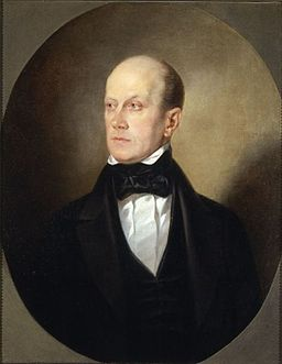 Chaadaev portrait