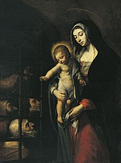 La Vierge aux prisonniers