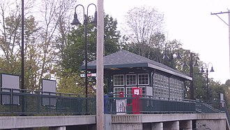 Chalfont station - Chalfont station
