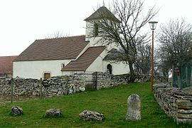 The chapel of Écharnant