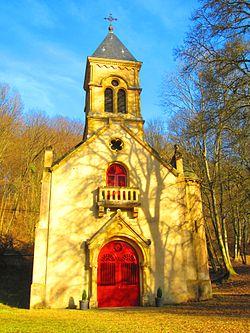 Chapelle ND Rabas St Hubert Moselle.JPG