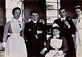 Charing Cross Hospital; staff portrait. Photograph, 1904. Wellcome V0029071.jpg