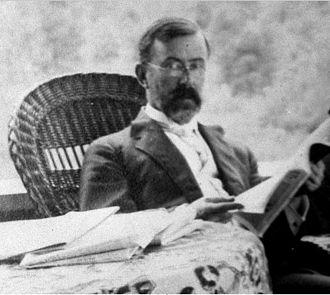 Charles Courtney Curran - Curran, ca. 1909