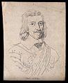 Charles de Valois. Drawing, c. 1793, after J. Morin. Wellcome V0009249EL.jpg