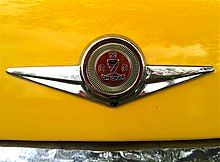 Checker Motors Corporation badge (30638919986).jpg