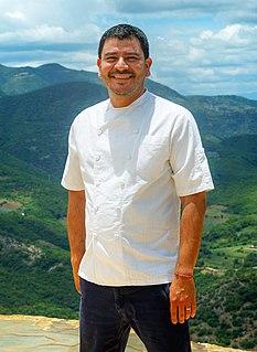 Rodolfo Castellanos Mexican chef