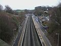 Chelsfield station high southbound from road bridge.JPG