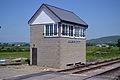 Cheltenham Racecourse Signal Box (8974602893).jpg
