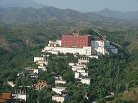 Chengde view from mountain top.jpg