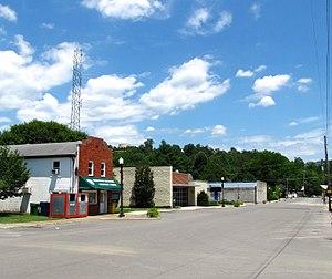 Dunlap, Tennessee - Cherry Street