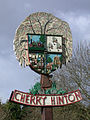 Cherry Hinton Village Sign - detail - geograph.org.uk - 747262.jpg