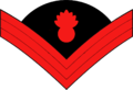 Chevron - Artillery Ordinance Sergeant 1900-1902.png