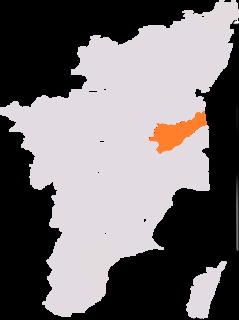 Chidambaram (Lok Sabha constituency) Lok Sabha Constituency in Tamil Nadu