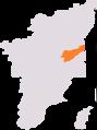 Chidambaram lok sabha constituency.png