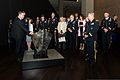 Chief of Staff of the U.S. Army Gen. Raymond T. Odierno, U.S. Army four-star generals and their spouses tour the 9-11 Museum in New York, Sept 140904-A-NX535-025.jpg